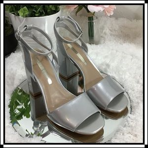 Audrey Brook Angie- Patent Leather Heel | Size 7.5